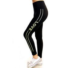 High Waist Fitness Yoga Sport Pants Women Running Gym Stretch Capri 3/4 Leggings