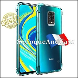 Case Cover Silicone Crystal Drop Clear Shockproof TPU Xiaomi Redmi 9C