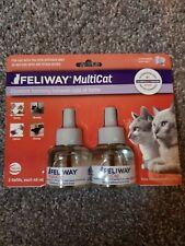 Feliway MultiCat Diffuser Refills 2ct