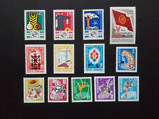 1969 - Romania - Various Series, Mi. 2783-2785, 2786-2788, 2789, 2790-2795 Mnh