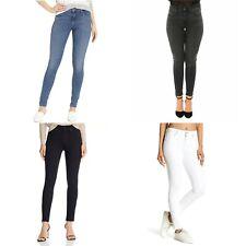 Levis 721 High Rise Skinny Jeans Womens Hi-Waist Five Pocket Soft Stretch Denim