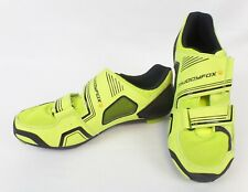 Muddyfox Cycling Shoes-Unisex-Green-Size 7(41)