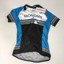 Garneau Backroads Cycling Jersey Race Fit Womens Size Small 8f5c6af42