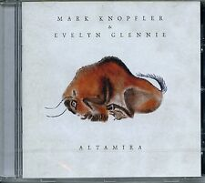 Mark Knopfler & Evelyn Glennie - Altamira O.s.t. CD (new album/disco sealed)