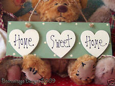Love & Hearts Hand Painted Decorative Door Signs/Plaques