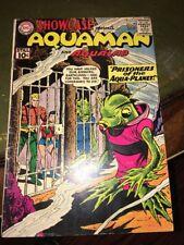 Showcase 33 Aquaman And Aqualad Vg Very Good 4.0 Silver Age