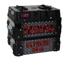 110AH Battery Pack 12v Thumper ELITE Deep cycle SB Engel Free 2m Anderson Lead