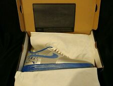 Nike Lunar Force 1 Fuse Cty Size 13 Metallic Silver/Game Royal New