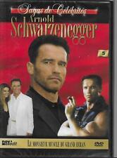 Arnold Schwarzenegger - DVD Neuf - Le Monsieur muscle...- Sagas de célébrités
