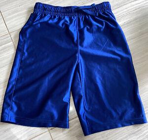 Childrens Place Boys Royal Blue Basketball Shorts Size Large 10/12