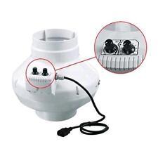 ASPIRATORE estrattore CENTRIFUGO VENTS VK UN 125mm 355mc/h regolatore termostato