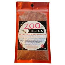 ZOO FUSION - *New LPS Coral / Anemone / Marine Fish Food Mysis shrimp copepods