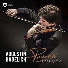 PAGANINI 24 CAPRICES - HADELICH,AUGUSTIN   CD NEW PAGANINI,NICCOLO