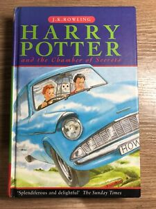 JK Rowling ~~ Harry Potter and the Chamber of Secrets ~~ 1st Aust Edition (1998)