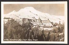 15-580  Timberline Lodge - Gov't. Camp, Oregon - Mt. Hood