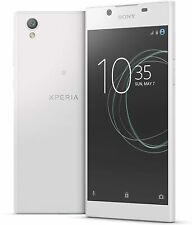 """Sony Xperia L1 16GB 5.5"""" HD Android 7.0 GPS 4G LTE WIFI Unlocked Smartphone"""