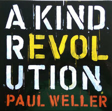 "Paul Weller - A Kind of Revolution - New / Sealed  5 x 10"" Vinyl Box Set -"