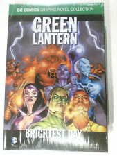 DC Comics Graphic Novel Collection Upsell # 4 Green Lantern Brightest Day Ovp.