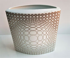 Victor Vasarely-Rosenthal Vase-Nr 29/100-Perfect condition