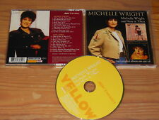 MICHELLE WRIGHT - NOW & THEN & S/T SAME / REMASTER-CD 2013