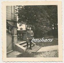 Foto deutscher Offizier mit Orden  2.WK (d657)