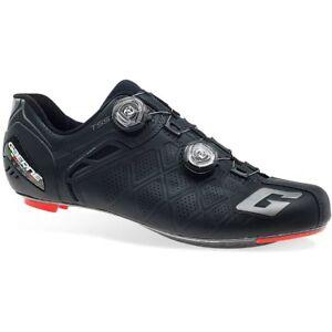 Gaerne Carbon G.Stilo+ Road Cycling Shoes - Black (Reg. $499.99) Size 40