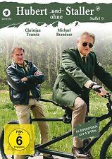 4 DVDs * HUBERT OHNE STALLER - STAFFEL 9 # NEU OVP $