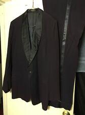 1960's/1970's Vintage Tux Men's Suit; Purple color; Pimp; Mod Funky