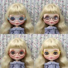 """NEW STYLE !A Pair Of Glasses  For 12"""" Blythe Doll Factory Nude Doll"""