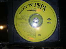 RARE PROMO CD MAXI SALT N PEPA - None of Your Business - 5 Tracks - LONDON Rec