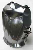 GOTHIC BREASTPLATE ARMOR - MEDIEVAL KNIGHT CRUSADER COSTUME - STEEL ARMOUR