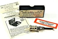 Busher Automatic Injector B-D No. 3021 Insulin Injector Made In USA Free Ship
