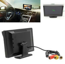 5 Inch 800*480 Digital TFT LCD Color Car Rear View Monitor Screen Video Display