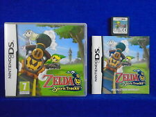 *ds ZELDA SPIRIT TRACKS (NI) The Legend Of Zelda Lite DSi 3DS PAL UK REGION FREE
