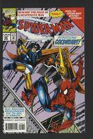 Spider-Man #49 Marvel Comics (1990) 1st app Coldheart, Hobgoblin App NM WHITE PG