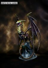 Nethyrmaul Undying Reaper Bones 77190 Gargantuan Dracolich Plastic Miniature SVC