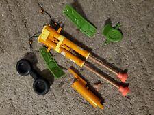 TMNT Double Barreled Plunger Gun Vintage Loose