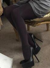 Retro Style Black Leather Stiletto Round Toe Bow Pinup Shoes UK Size 6