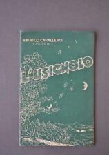 Scout Scoutismo Canti Canzoni Musica Preghiere  Cavallero Harka Usignolo 1950