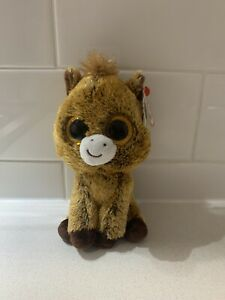 """Harriet Horse 6"""" 15cm Ty Beanie Boos"""