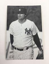 Lou Piniella (1983) New York Yankees Vintage Baseball Postcard NYY