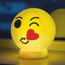Emoji Beso Grande illumi-mate Luz Cambiante Color LED Noche