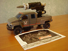 Transformers Movie ROTF Voyager Class Ironhide