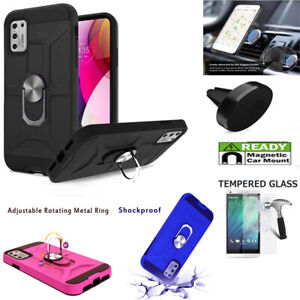 "Phone Case For Straight talk Motorola G Stylus (6.8"") shock absorbing Cover"