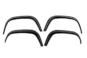 Land Rover Defender 90 / 110 Wide Arch Set Spectre Style Arch Set 170mm Gloss BK