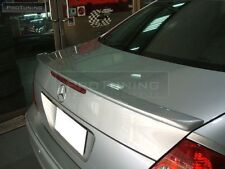 MERCEDES W211 Rear TRUNK SPOILER WING ABS LIP MB Lorinser AMG trim tailgate boot