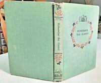 Landmark #79. REMEMBER THE ALAMO by Robert Penn Warren. 1958. 1st Edition - HC