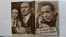 M15- Filmprogramm IFB Nr.3161 AN EINEM TAG WIE JEDER ANDERE / The Desperate Hour