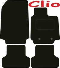 Deluxe Quality Car Mats for Renault Clio 09-13 ** Tailored for Perfect fit ;) **