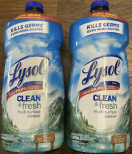 (2) Multi-surface cleaner Clean And Fresh. 48 oz. Fast PRIORITY shipping